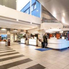 Отель Novotel Warszawa Airport Варшава интерьер отеля