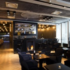 Отель La Maison Champs Elysees Париж гостиничный бар