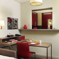 Отель Aparthotel Adagio Muenchen City в номере фото 2
