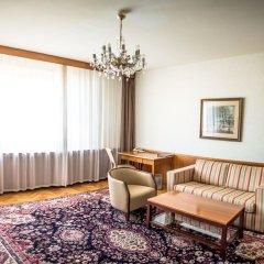Президент-Отель комната для гостей фото 14