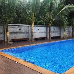 Отель Lanta Thip House Ланта бассейн