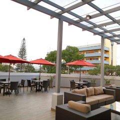 Отель Hyatt Place Tegucigalpa Гондурас, Тегусигальпа - отзывы, цены и фото номеров - забронировать отель Hyatt Place Tegucigalpa онлайн гостиничный бар