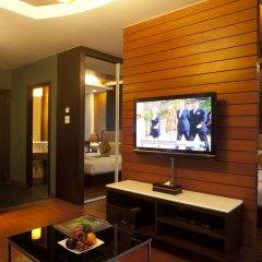 Отель Suvarnabhumi Suite Бангкок комната для гостей фото 5