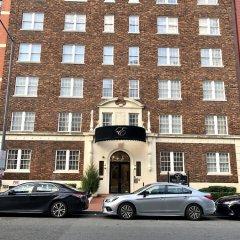 Отель Eldon Luxury Suites Вашингтон парковка