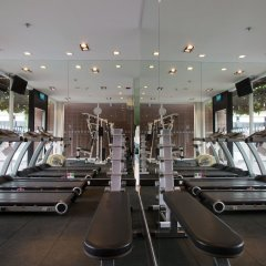 Signature Pattaya Hotel фитнесс-зал фото 3