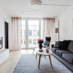 Отель Avenyn - Företagsbostäder Швеция, Гётеборг - отзывы, цены и фото номеров - забронировать отель Avenyn - Företagsbostäder онлайн комната для гостей фото 4
