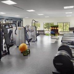 Отель Marriott Columbus University Area фитнесс-зал фото 2