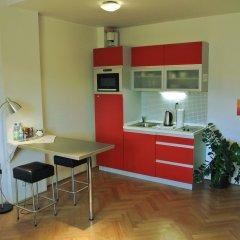Апартаменты Prague Letna Apartments в номере