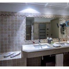 Hotel La Pérouse Nice Baie des Anges ванная