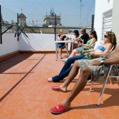 Center Valencia Youth Hostel фитнесс-зал