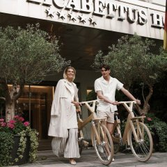 Отель St George Lycabettus Греция, Афины - отзывы, цены и фото номеров - забронировать отель St George Lycabettus онлайн спортивное сооружение