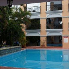 Hotel Doralba Inn бассейн фото 3
