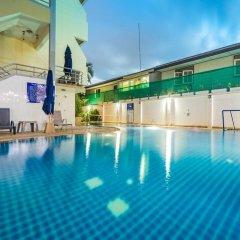 Patong Pearl Hotel бассейн фото 3