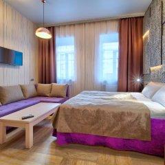 Апарт-Отель Комфорт 3* Стандартный номер фото 3