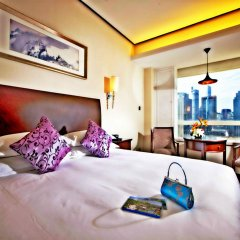 SSAW Boutique Hotel Shanghai Bund(Narada Boutique YuGarden) комната для гостей фото 2