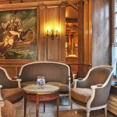 Hotel Murat Париж интерьер отеля