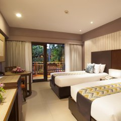 Patong Merlin Hotel 4* Улучшенный номер с различными типами кроватей фото 2