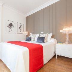 Отель Home Club Núñez de Balboa VII Мадрид комната для гостей