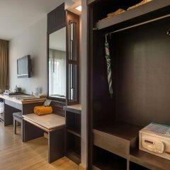 Отель Ananta Burin Resort Таиланд, Ао Нанг - 1 отзыв об отеле, цены и фото номеров - забронировать отель Ananta Burin Resort онлайн сейф в номере