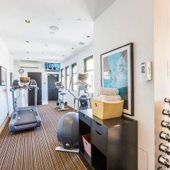 Отель Tryp Fortitude Valley фитнесс-зал фото 4