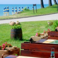 Lotos Hotel Riviera Holiday Club пляж