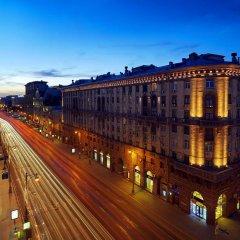 Гостиница Шератон Палас Москва балкон