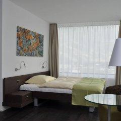 City West Hotel & Restaurant комната для гостей