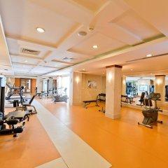 Отель Kamelya K Club - All Inclusive Сиде фитнесс-зал фото 2