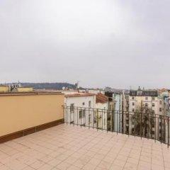 Отель Riverside Spirit Прага балкон