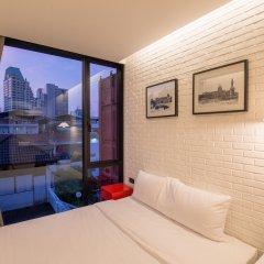 Отель Sleepbox Sukhumvit 22 Бангкок комната для гостей фото 5
