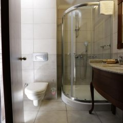 Grand Saatcioglu Hotel Турция, Аксарай - отзывы, цены и фото номеров - забронировать отель Grand Saatcioglu Hotel онлайн ванная