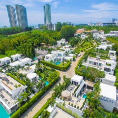 Отель Villas In Pattaya бассейн