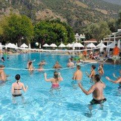 Belcekiz Beach Club Турция, Олудениз - 1 отзыв об отеле, цены и фото номеров - забронировать отель Belcekiz Beach Club - All Inclusive онлайн фитнесс-зал фото 3