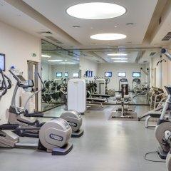 Гостиница Radisson Blu Belorusskaya фитнесс-зал