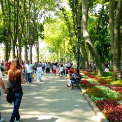 Vizyon City Hotel Турция, Стамбул - 2 отзыва об отеле, цены и фото номеров - забронировать отель Vizyon City Hotel онлайн приотельная территория