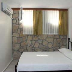 Отель Rüzgargülü Otel Бозджаада ванная фото 2