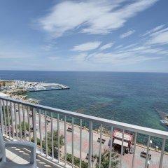 Sliema Chalet Hotel Слима балкон