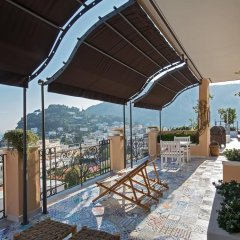 Отель Capri Tiberio Palace Капри