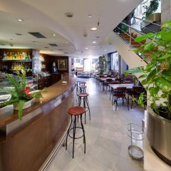 Hotel Suizo гостиничный бар