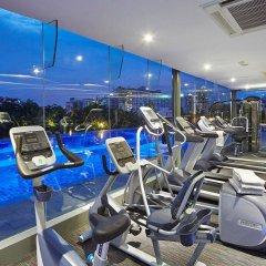 Hotel Boss фитнесс-зал