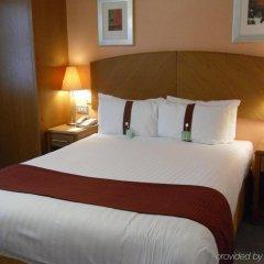 Отель Holiday Inn Manchester West Солфорд комната для гостей фото 2