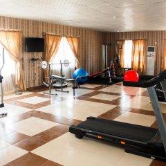 Ilaji Hotel and Sport Resort фитнесс-зал фото 2
