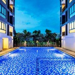 The Rizin Hotel & Residences бассейн фото 3