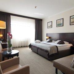 Europeum Hotel 3* Стандартный номер с различными типами кроватей
