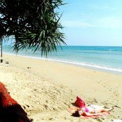 Отель Lanta Riviera Resort пляж фото 2