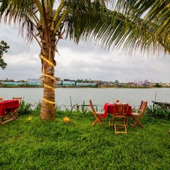 Отель Hoi An Corn Riverside Villa