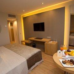 Отель M.A. Sevilla Congresos Испания, Севилья - 1 отзыв об отеле, цены и фото номеров - забронировать отель M.A. Sevilla Congresos онлайн комната для гостей фото 3