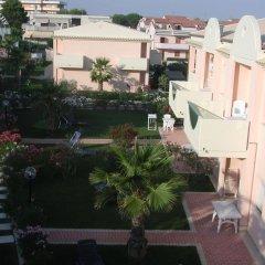 Отель Villaggio Centro Vacanze De Angelis Нумана балкон
