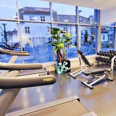 Comfort Hotel Square фитнесс-зал