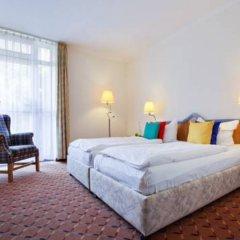 Отель Park Inn by Radisson Munich Frankfurter Ring Германия, Мюнхен - 3 отзыва об отеле, цены и фото номеров - забронировать отель Park Inn by Radisson Munich Frankfurter Ring онлайн комната для гостей фото 5
